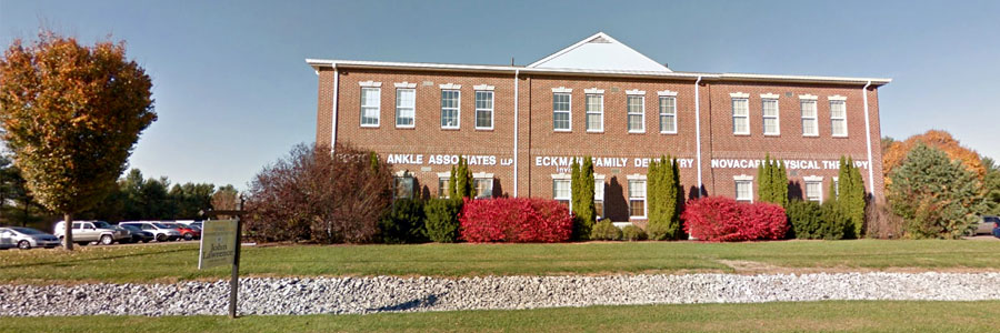 <small>Eckman Family Dentistry</small><br>West Grove, PA